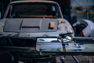 Reparació de vehicles