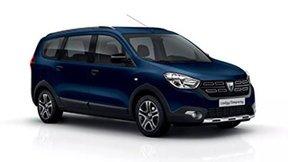 Coches Dacia nuevos