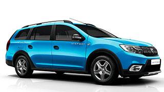 Cotxes Dacia nous